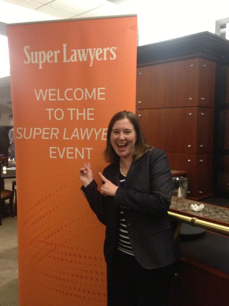 Super Lawyers Reception 2014